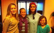 Katy Perry: Επίσκεψη σε νοσοκομείο με τον John Mayer