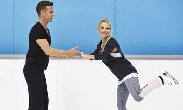Pamela Anderson: Έτοιμη για το Dancing On Ice