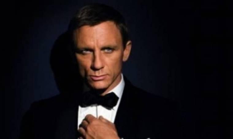 O Ντάνιελ Κρεγκ είναι ο πιο κομψός άντρας για το 2012