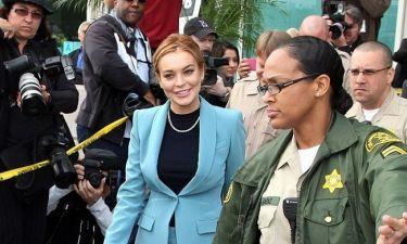 Lindsay Lohan: Ξεπλήρωσε μέρος του χρέους της από φόρους