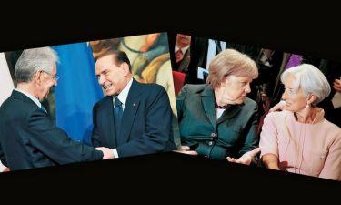 Οι τέσσερις πολιτικές κόντρες του 2012