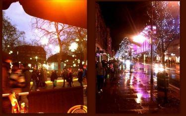 Ποιος παρουσιαστής περνάει τις γιορτινές μέρες στο Λονδίνο;