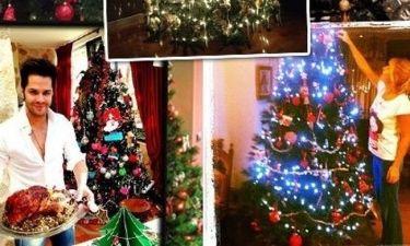 Αυτά είναι τα χριστουγεννιάτικα δέντρα που στόλισαν οι Έλληνες celebrity