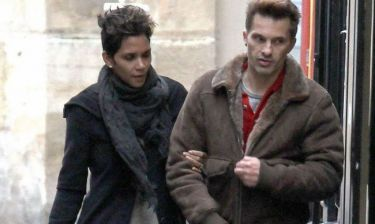 Halle Berry – Olivier Martinez: Συνεχίζουν τις βόλτες στο Παρίσι