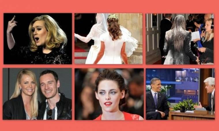 Συλλεκτικό: Οι καλύτερες ατάκες που ακούσαμε από διάσημους το 2012