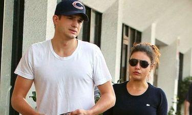 Ashton Kutcher – Mila Kunis: Στο Σικάγο για διακοπές