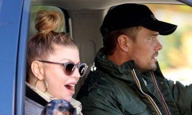 Fergie – Josh Duhamel: Εξόρμηση για τα τελευταία ψώνια