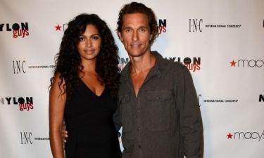 Πως ονόμασε το γιο του ο Matthew McConaughey;
