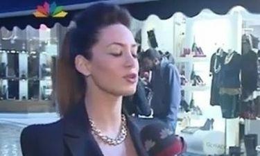 Η Μάντα Περσάκη αποκαλύπτει αν έχει σχέση με τον ποδοσφαιριστή, Γιώργο Τζαβέλλα!