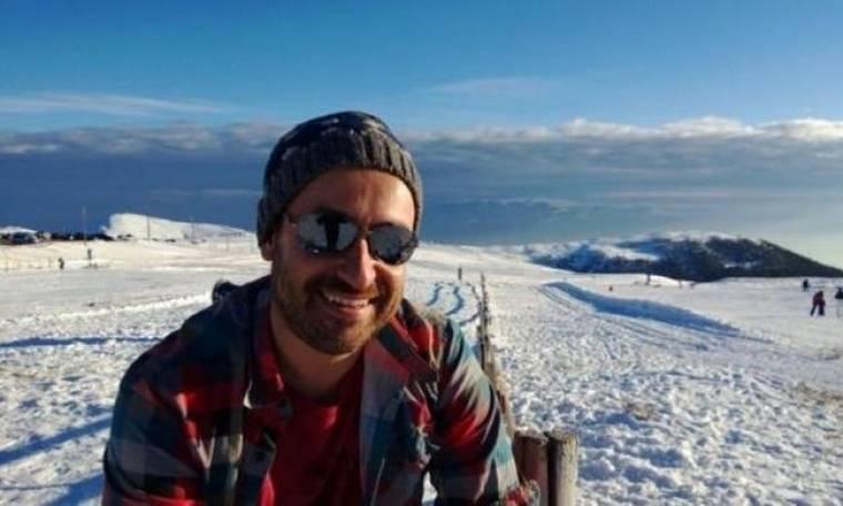 Λευκή Πρωτοχρονιά για τον Θέμη Γεωργαντά! (φωτό)