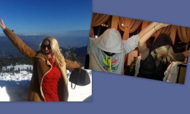 Μαρία Ηλιάκη: Το «μανάρι» χορεύει τσιφτετέλι ακόμα και στα βουνά!