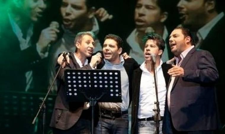 Τέσσερις Έλληνες καλλιτέχνες τραγουδούν στη Γερμανία