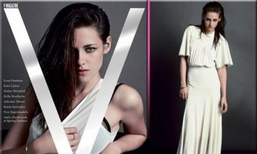 Kristen Stewart: Φωτογράφηση στο V