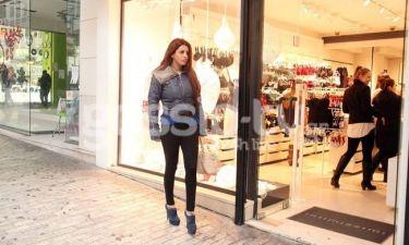 Αλίκη Μίλαντ: Έβαλε το 12ποντο και πήγε για ψώνια