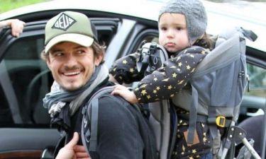 Ο γιος του Orlando Bloom είναι μεγάλος hiker!