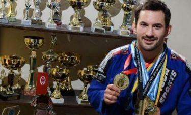 Ερμής Δημητρόπουλος: Πρωταθλητής στο ρινγκ και στη ζωή