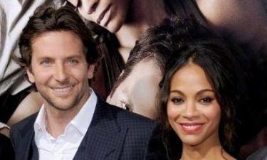 Bradley Cooper-Zoe Saldana: Χώρισε οριστικά το διάσημο ζευγάρι;