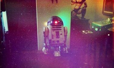 Ποια σταρ δηλώνει φανατική με το Star Wars;