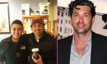 Patrick Dempsey: Αγόρασε αλυσίδα καταστημάτων καφέ σώζοντάς την από την χρεοκοπία