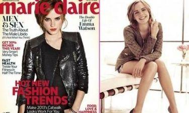 Η τελειομανής Emma Watson