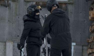Madonna: Επιμένει ακόμη με τα σκι