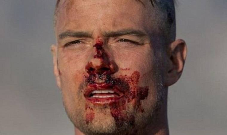 Josh Duhamel: Μέσα στα αίματα στη νέα του ταινία