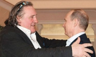 Ο Πούτιν έχρισε Ρώσο τον Ζεράρ Ντεπαρντιέ!