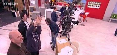 «Πρωινό mou» : Ποιον μούντζωσε ο floor manager;