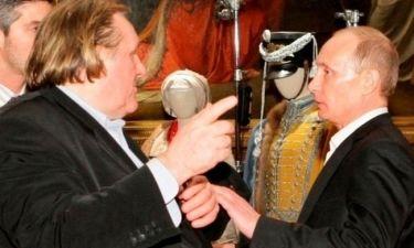 Gerard Depardieu: Ένας Ρώσος, πλέον, πολίτης