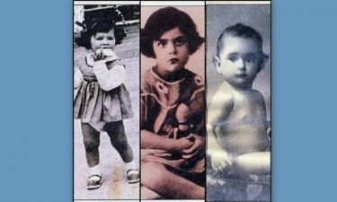 Δείτε πως ήταν σαν παιδιά 20 Έλληνες και ξένοι celebrities