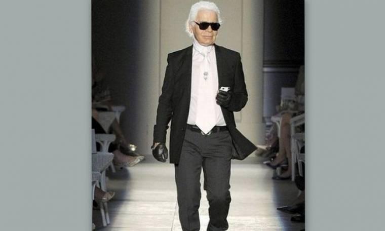 Πόσο ανταγωνιστικός είναι ο Karl Lagerfeld;