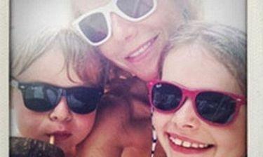 H Gwyneth Paltrow μοιράζεται σπάνιες φωτογραφίες από τις διακοπές της