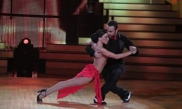 Dancing with the stars: Η αποχώρηση της Κέλλυ Κελεκίδου