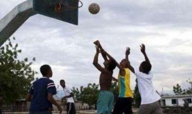 Αγώνας Μπάσκετ κατά του Ρατσισμού