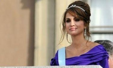 Δύσκολες ώρες για την βασίλισσα Ράνια της Ιορδανίας