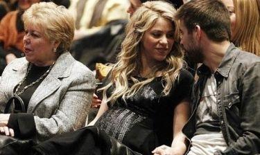 Στο μήνα της η Shakira