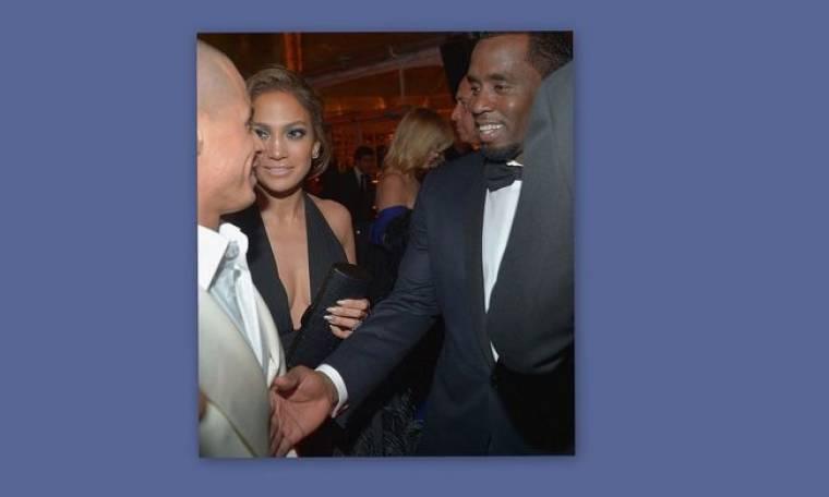Jennifer Lopez: Στο ίδιο πάρτι με τον πρώην και τον νυν!