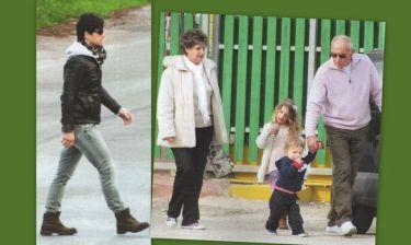 Ρουβάς: Οι πρώτες στιγμές με τη νεογέννητη κόρη και η αντίδραση της Αναστασίας και του Αλέξανδρου!