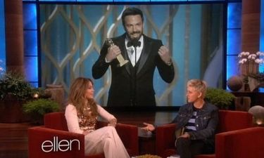 Jennifer Lopez: «Χαίρομαι ειλικρινά πολύ που ο Ben κέρδισε Χρυσή Σφαίρα»