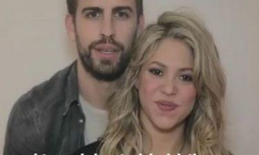 Shakira- Pique: Ζητούν από τους θαυμαστές τους δώρο για το μωράκι τους