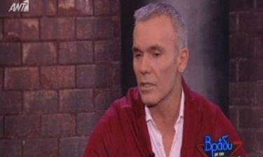 """Στέλιος Ρόκκος: """"Το τσιγαριλίκι δεν είναι ναρκωτικό"""""""