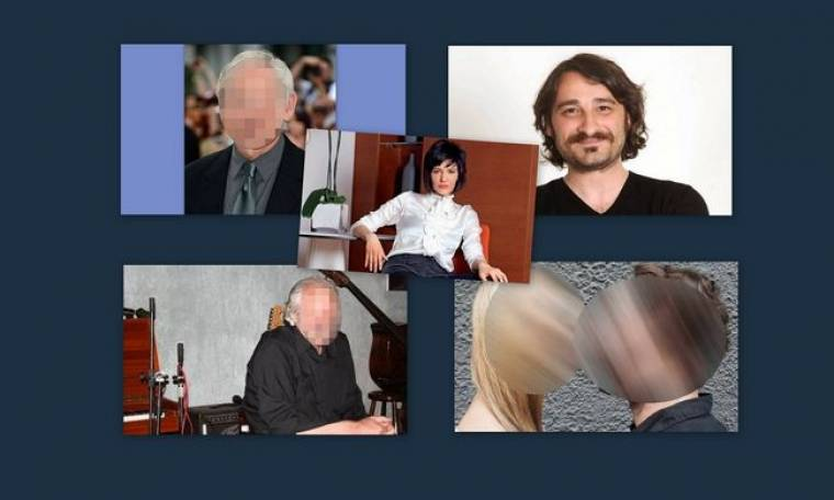 Η αποκάλυψη ηθοποιού ότι είναι gay, η άγνωστη σύντροφος του Χαραλαμπόπουλου και οι ηθοποιοί που έφυγαν έξαλλοι από τη ΝΕΤ