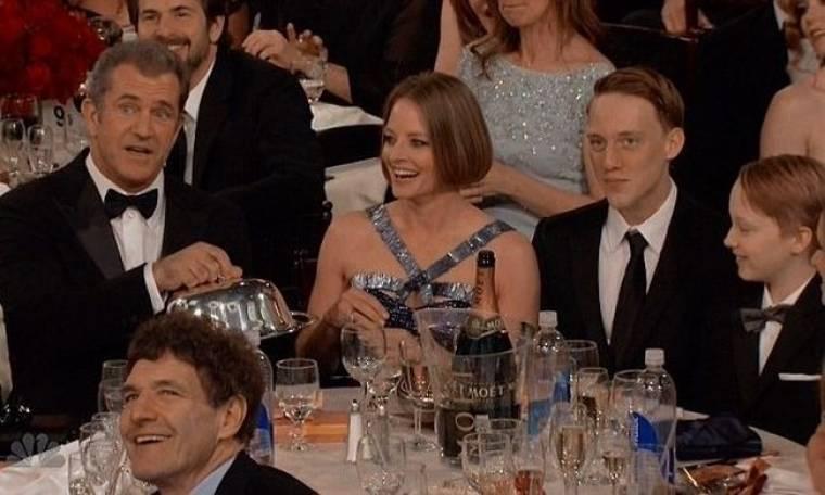 Είναι ο Mel Gibson  βιολογικός πατέρας των παιδιών της Jodie Foster;