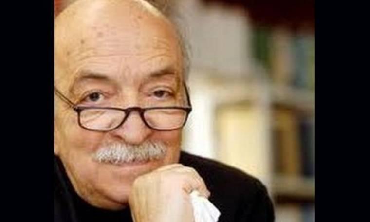 «Έφυγε» ο θεατρικός συγγραφέας Παύλος Μάτεσις