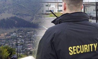 Χωριά προσλαμβάνουν security για να προστατευτούν
