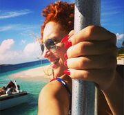 Γιάννα Τερζή: Διακοπές στο Πουέρτο Ρίκο!
