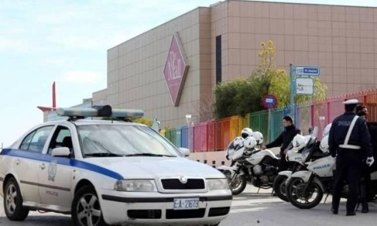 Οι κάμερες «έπιασαν» τον βομβιστή του Mall