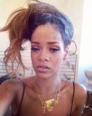 H Rihanna δείχνει ξανά τα οπίσθιά της!
