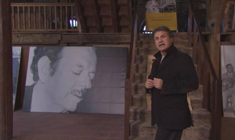 Ο Γιώργος Νταλάρας παρουσιάζει τους «Έλληνες του πνεύματος και της τέχνης»