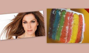 Η Δέσποινα Βανδή το «έριξε» στην ζαχαροπλαστική